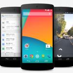 Nexus5でAndroid5.0.1にした経過報告。
